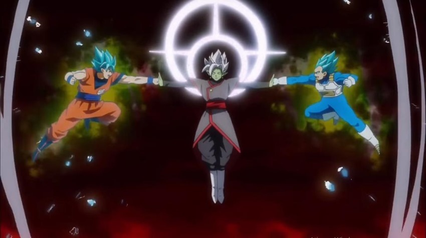 Zamasu Dragon Ball FighterZ (2)