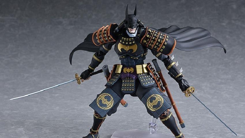 Batman Samurai Figma 3