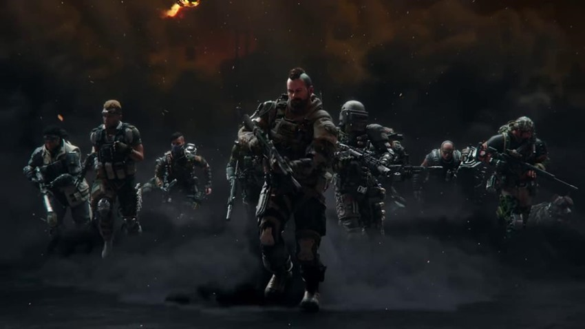 The player count for Call of Duty Black Ops IIII's battle