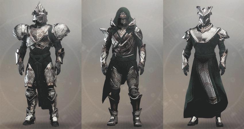 Iron Banner season 3 armour