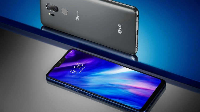 LG reveals the totally ordinary G7 ThinQ
