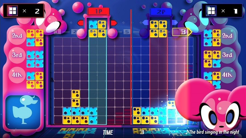 Lumines Remastered delayed to June