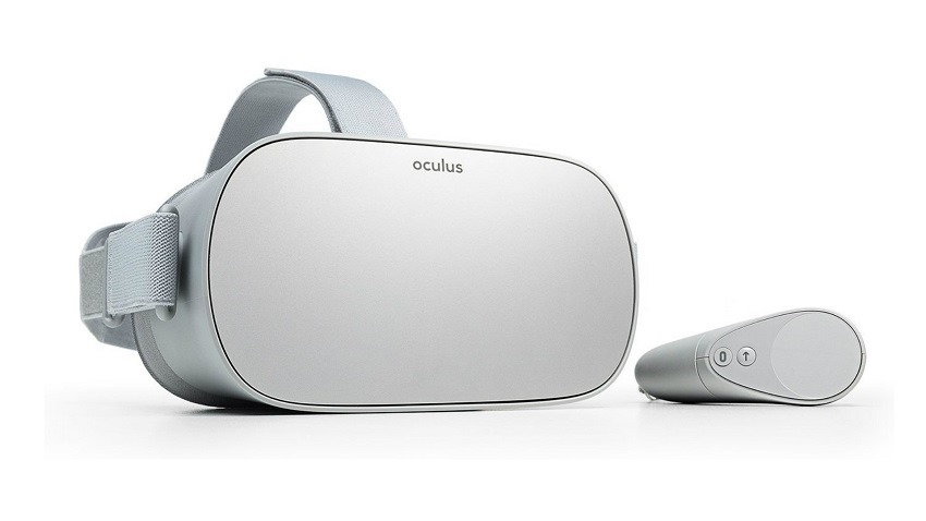 Oculus Go launches, offers standalone mobile VR