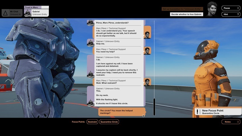 Quarantine Circular is a new Bithell Short, out now