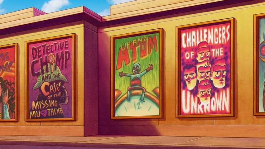 Teen Titans Go to the movies (2)