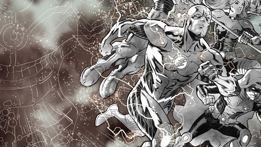 The Flash Speed Force (2)