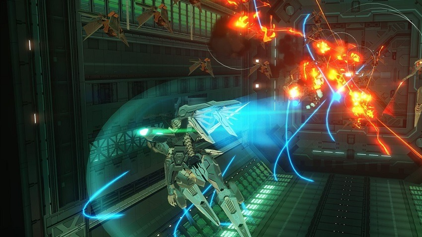 Zone of the enders relaunching this september 2