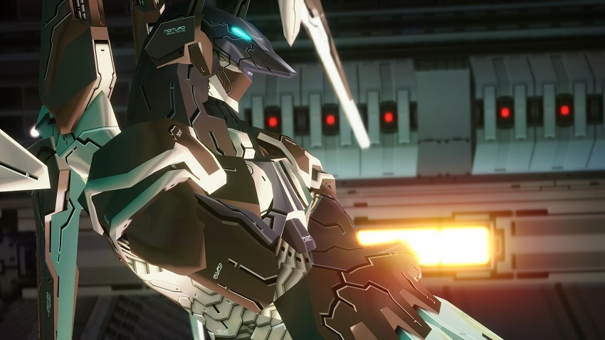 Zone of the enders relaunching this september