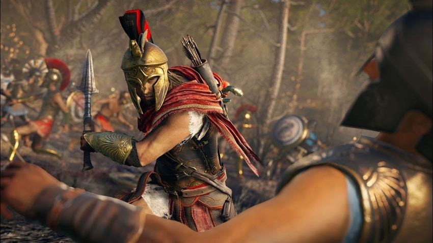 Assassin's Creed Odyssey E3 2018 hands-on 1
