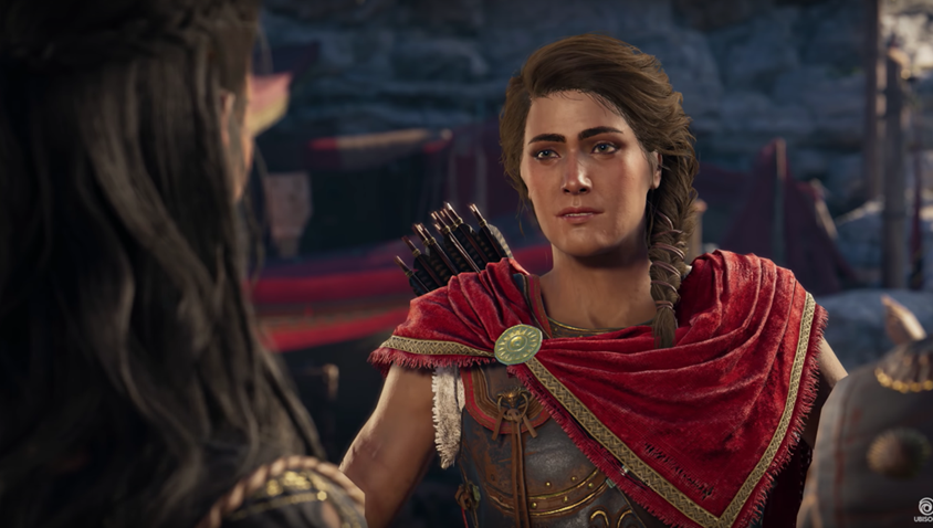 Assassin's Creed Odyssey E3 2018 hands-on 3