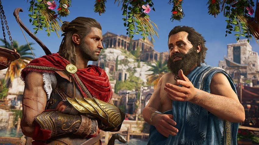 Assassin's Creed Odyssey E3 2018 hands-on 4