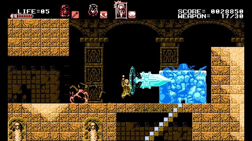Bloodstained Curse of the Moon is a roaring success on Switch 2