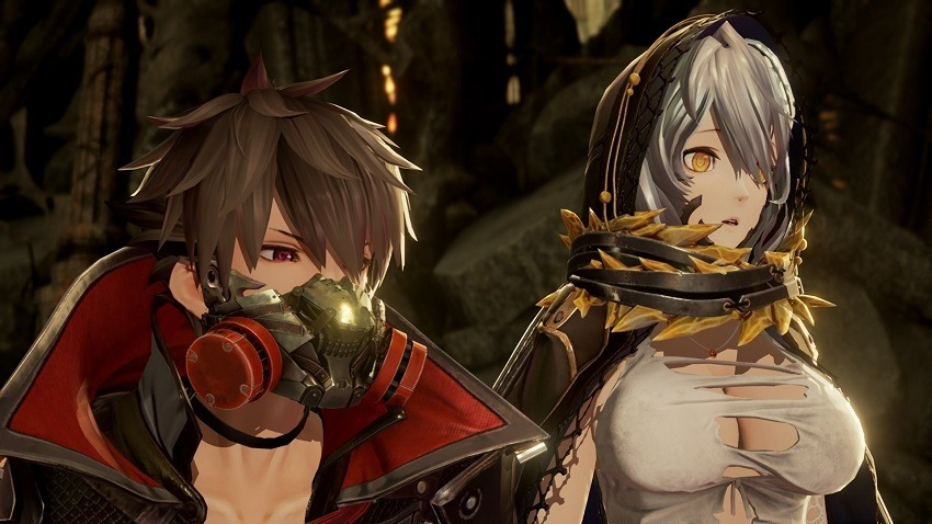 Code Vein is out to suck some blood this September