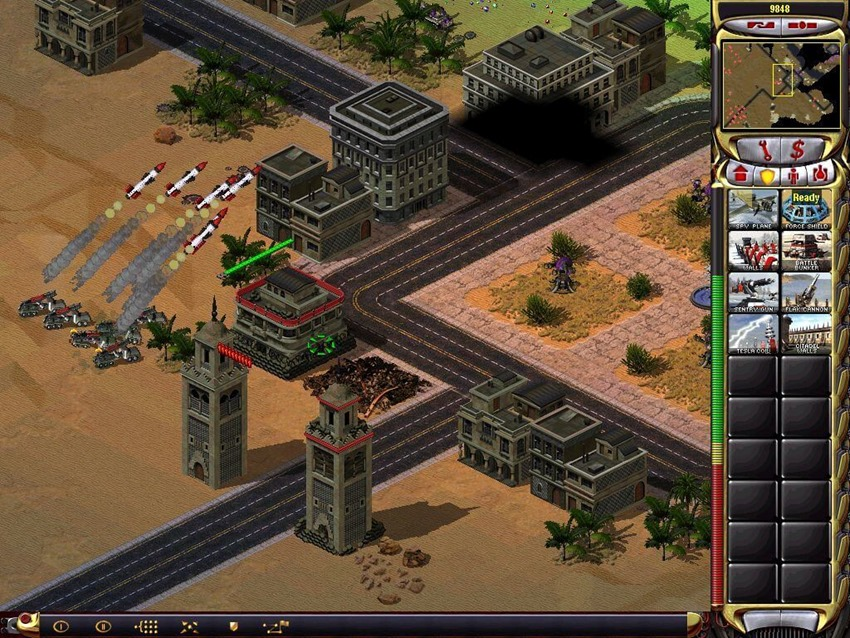 Command and Conquer (1)
