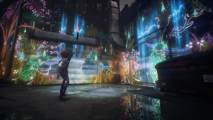 Concrete Genie E3 2018 hands-on 1