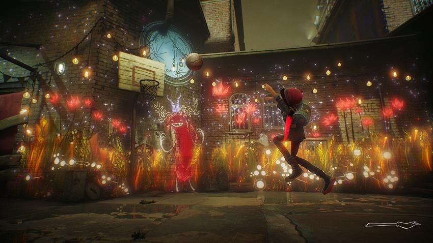 Concrete Genie E3 2018 hands-on 2