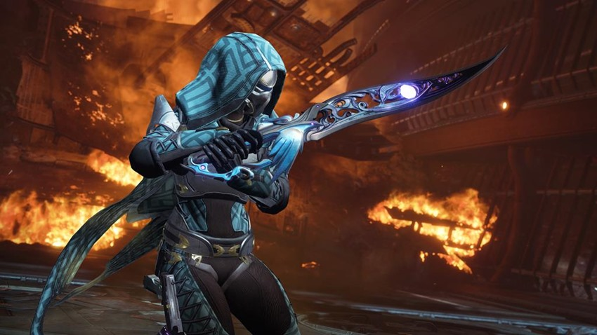 The path to power in Destiny 2: Forsaken sounds like a long