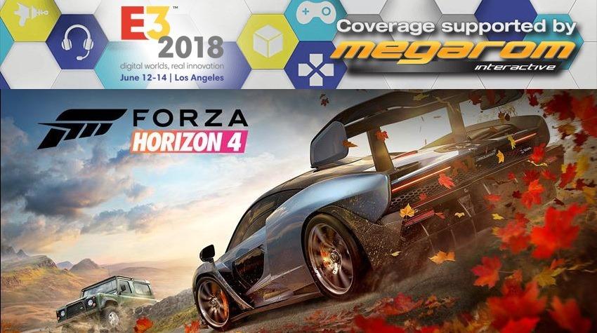Forza Horizon 4 E3 2018 hands-on 1