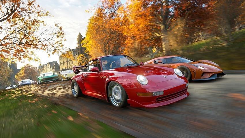 Forza Horizon 4 E3 2018 hands-on 2