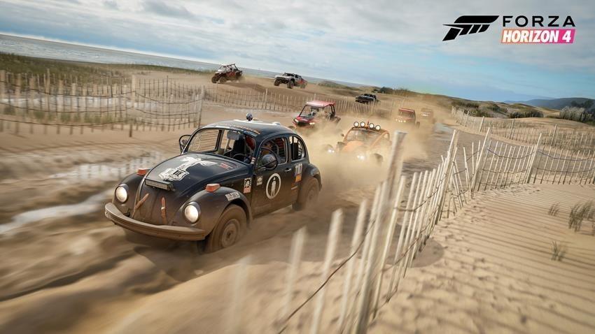 Forza Horizon 4 E3 2018 hands-on 3