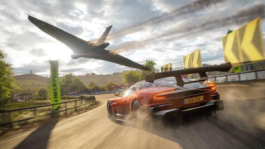 Forza Horizon 4 E3 2018 hands-on 4
