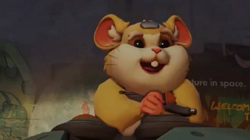 Overwatch hero 28…is a hamster of death - Critical Hit
