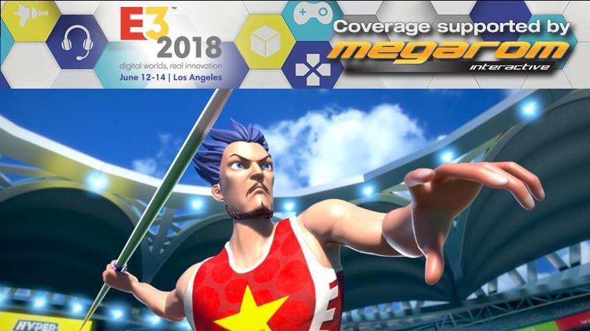 Hyper Sports R E3 2018 hands-on 1