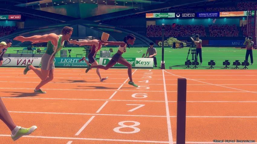 Hyper Sports R E3 2018 hands-on 3