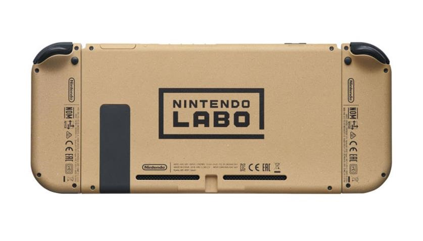 Nintendo making a Labo themed Switch 1