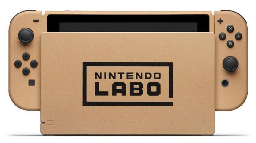 Nintendo making a Labo themed Switch 3