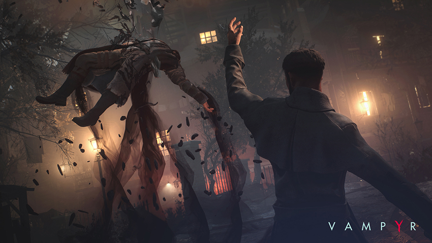 Vampyr review - Bled dry - Critical Hit