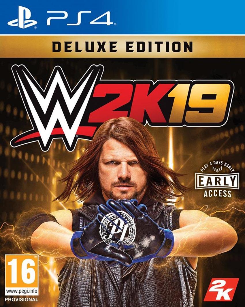 WWE 2K19 AJ Styles (1)