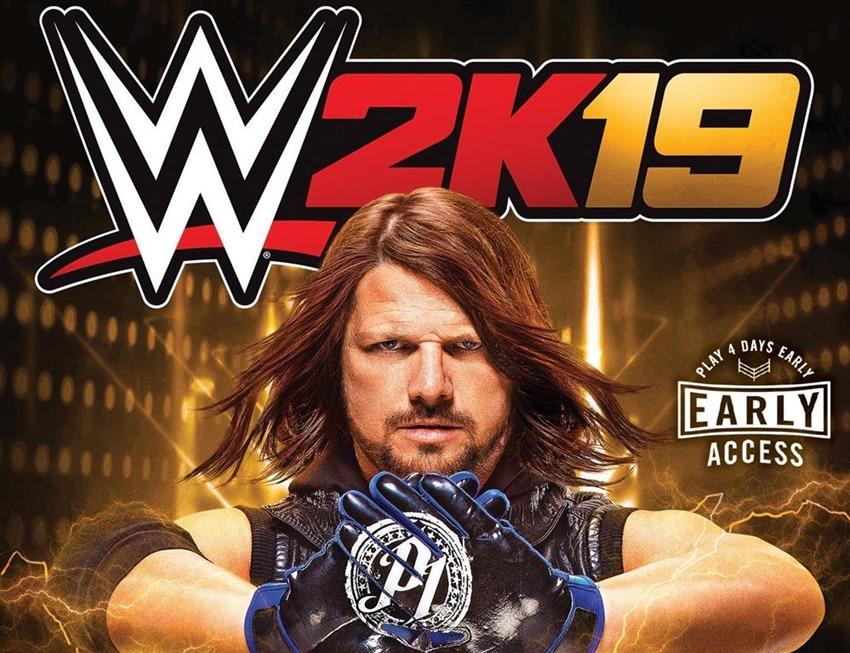 WWE 2K19 AJ Styles (2)