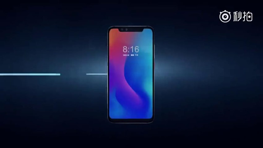 Here's your first look at the sexy new Xiaomi Mi 8 series of
