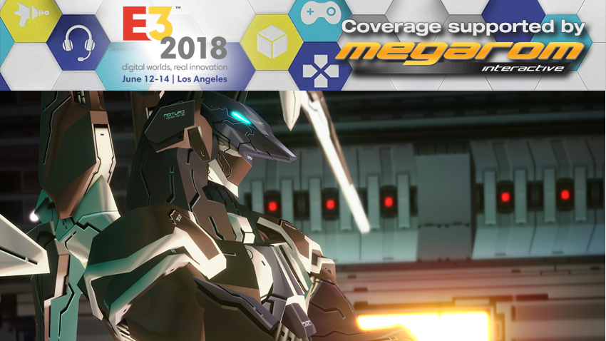 Zone of the Enders The Second Runner E3 2018 hands-on 1