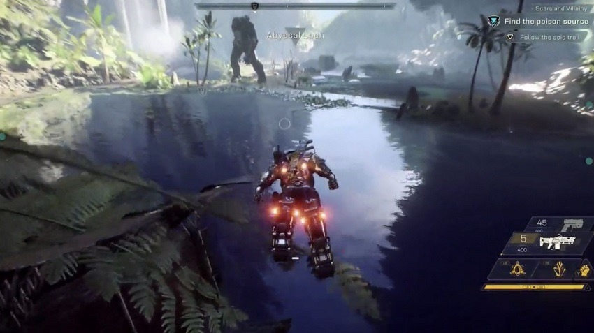 Check out 20 minutes of Anthem in action