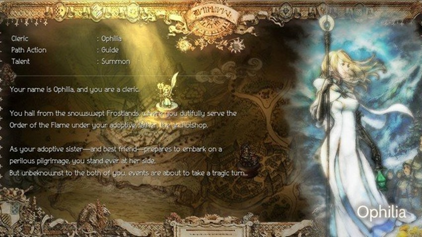 Octopath Traveler – How to unlock secondary jobs and where