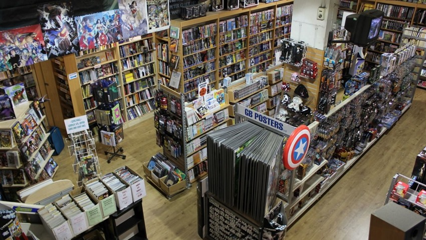 Comic Books (2)