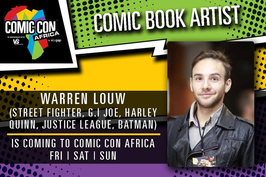 Comic Con Africa Guests (7)