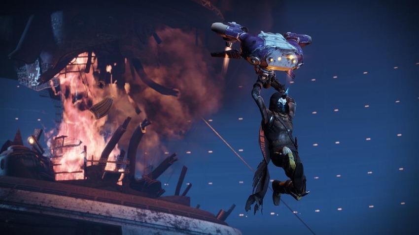Cayde-6's death in Destiny 2: Forsaken isn't shock value