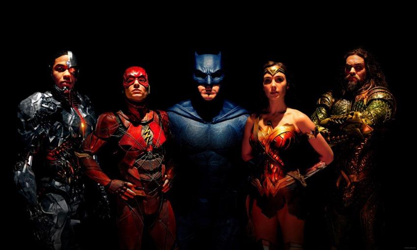 Justice League (2)