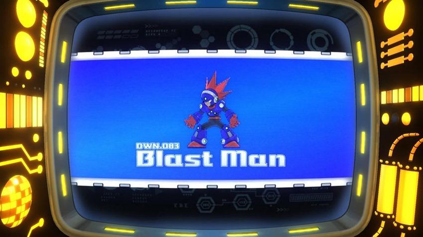 Mega Man Blast Man (3)