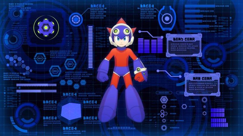 Mega Man Blast Man (9)