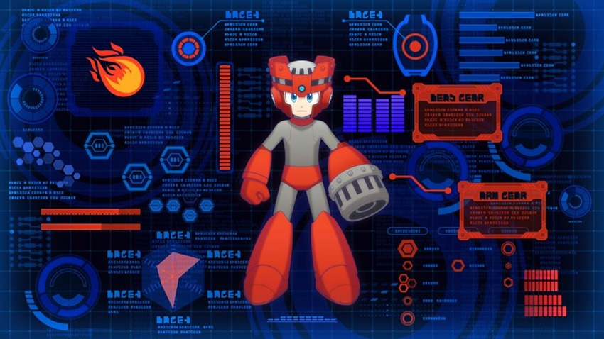 Mega Man Torch Man (1)
