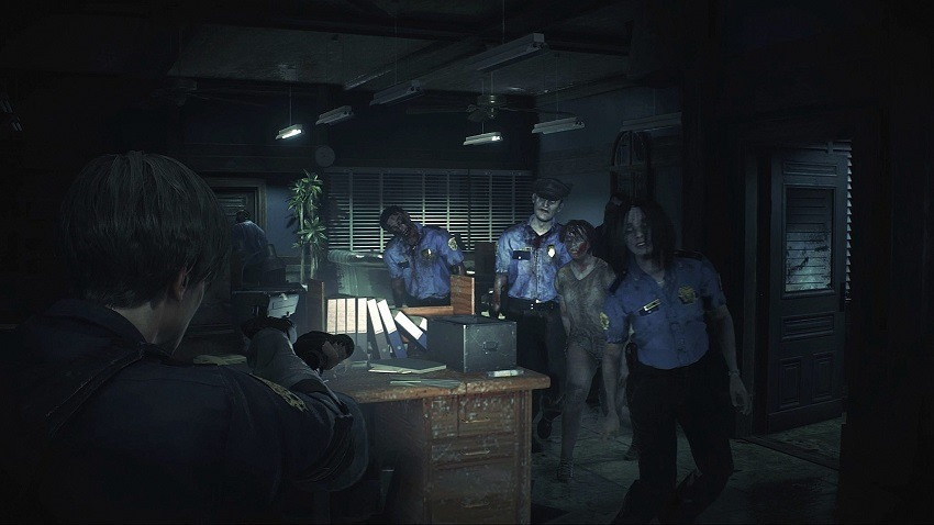 More footage of Resident Evil Remake 2 surfaces 2