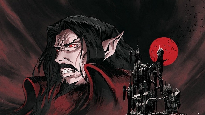 Netflix's Castlevania Season 2 out in October
