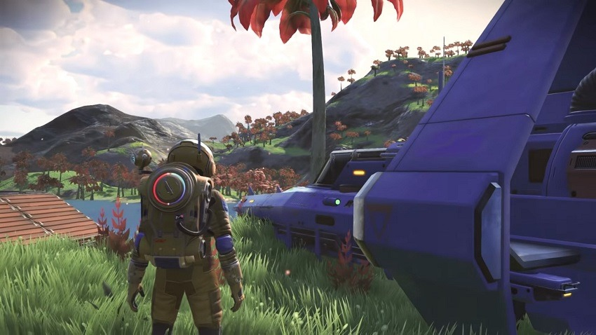 No Man's Sky NEXT update looks incredibly full
