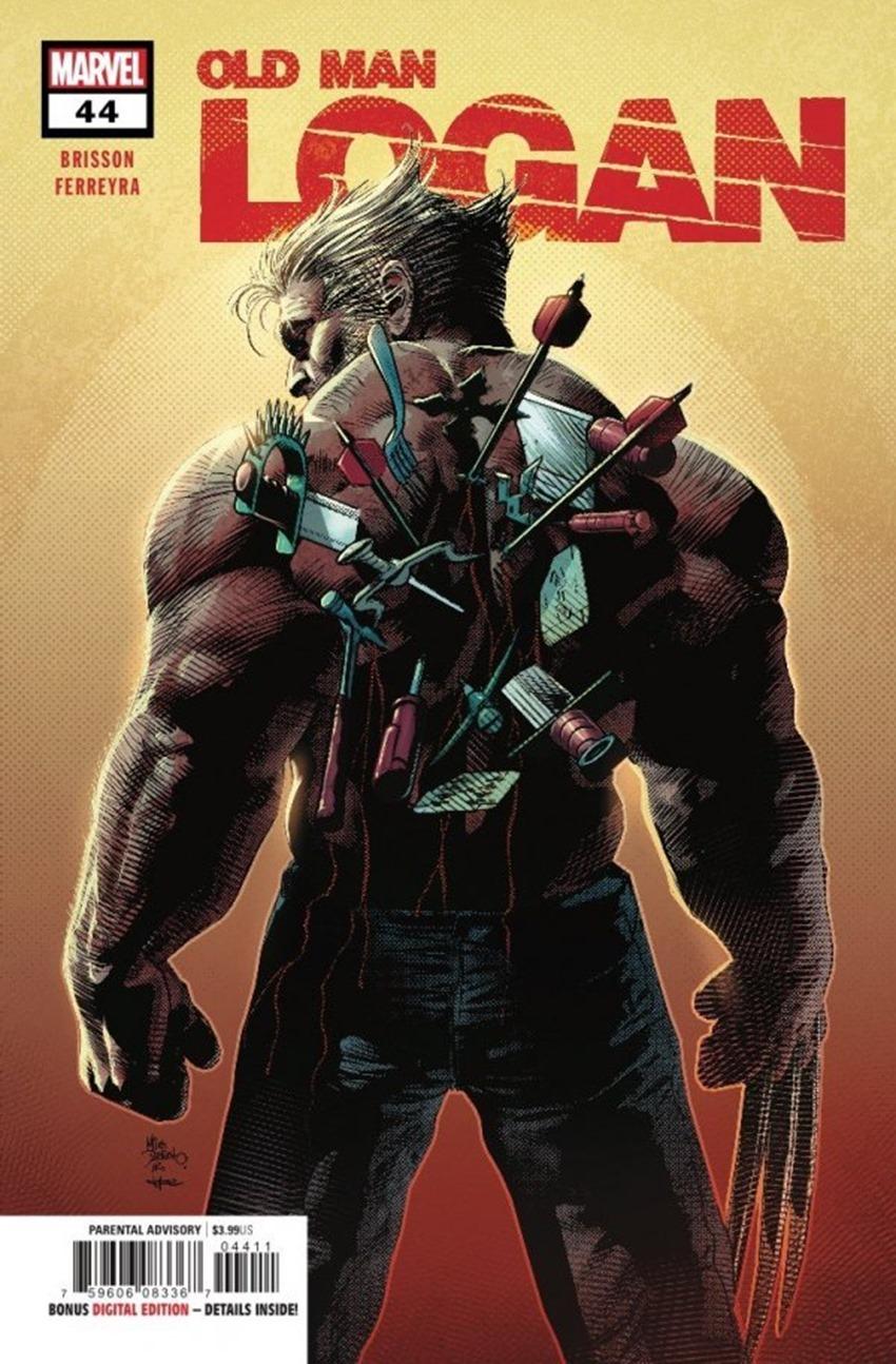 Old Man Logan #44