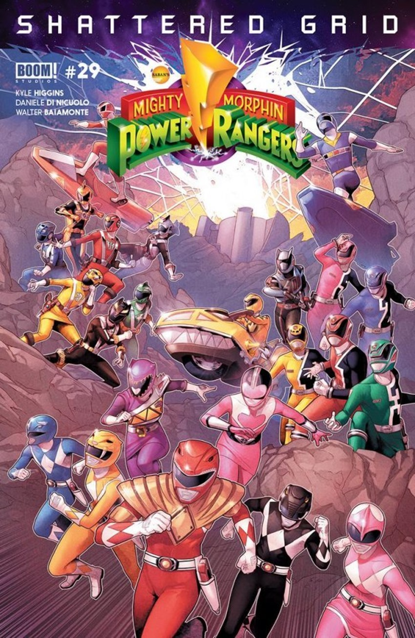 Power Rangers 29