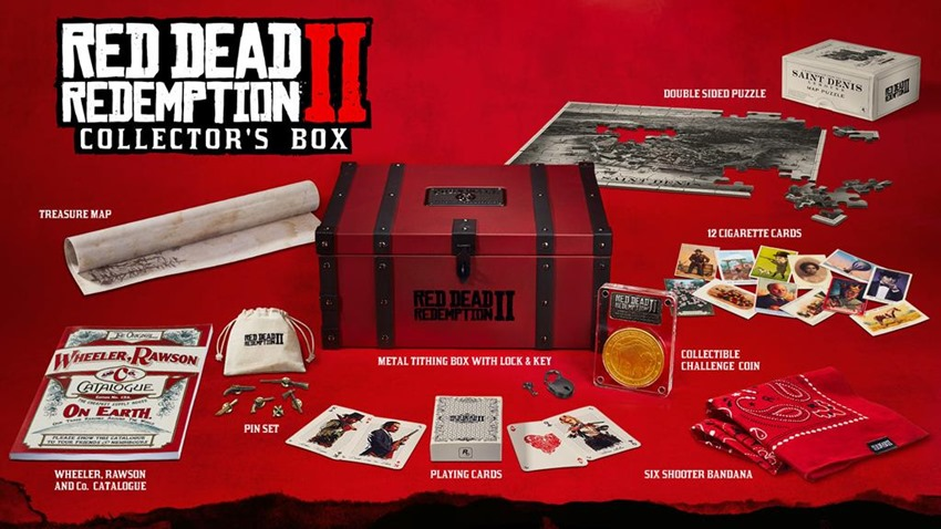 Red Dead 2 special editions (3)